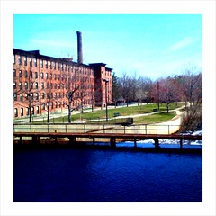 Sunny Day In Waltham