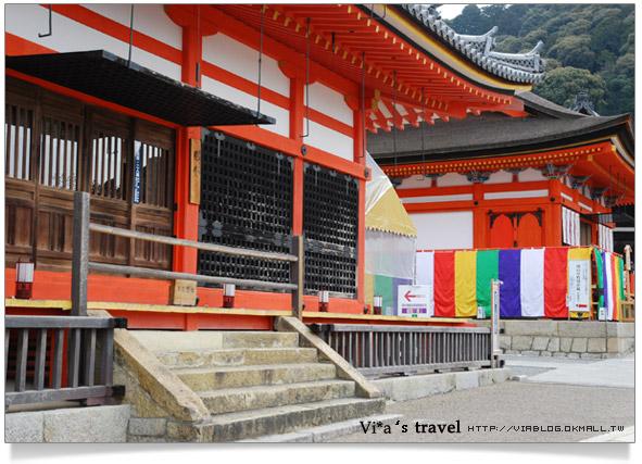 【京都春櫻旅】京都旅遊景點必訪~京都清水寺之美京都清水寺22