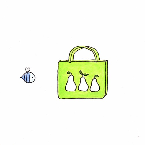 pear purse