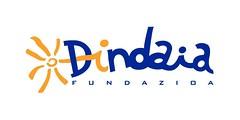 Dindaia fundazioaren logoa