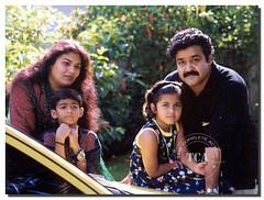 Mohanlal Family (jagathkris) Tags: family film movie kerala fans superstar jacky suchitra pranav lal malayalam sagar mohanlal jagath cenema vismaya lalettan akmfcwa sagaraliasjacky mohanlalfans