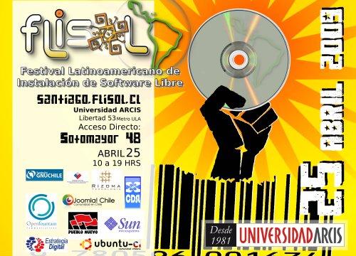 Afiche Flisol