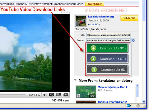 Easy YouTube Video Downloader