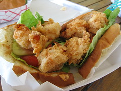 star provisions - shrimp po boy