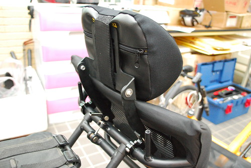 Recumbent Trike Equipment Update