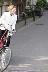 Transport (Iam Marjon Bleeker) Tags: holland amsterdam bike bicycle jordaan fiets egelantiersgracht fietser