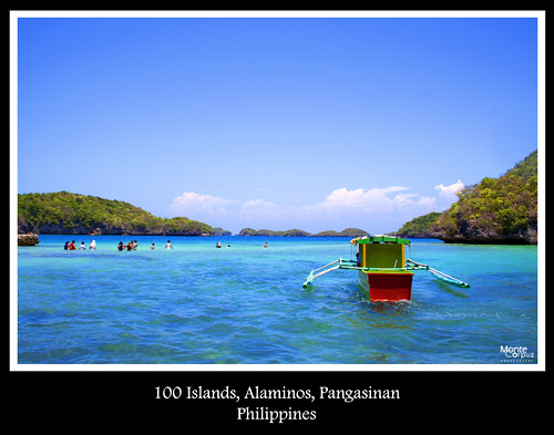 100 Islands, Alaminos, Pangasinan