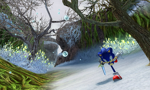 Sonic and the Black Knight review pics