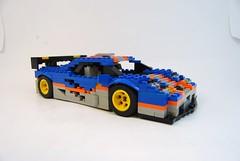 McLaren F1 GTR Gulf Racer