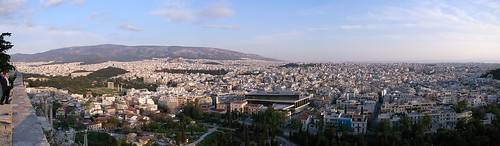 Acropolice - Athens View