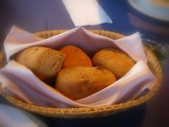 手工麵包附沾醬