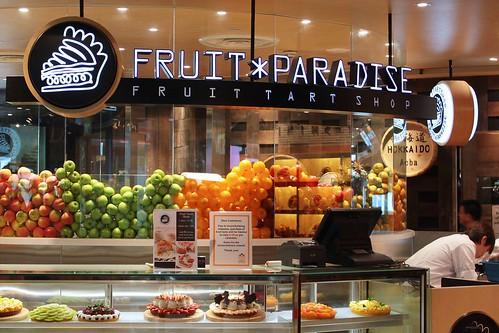 Singapore's First Fruit Paradise @ Manpuku