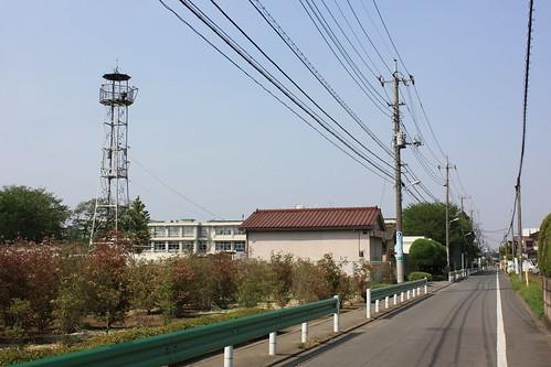 長岡の火の見櫓