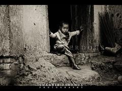 The Giant Step (Shabbir Ferdous) Tags: portrait blackandwhite bw monochrome kid photographer shot tone bangladesh bangladeshi srimangal ef70200mmf28lisusm canoneos5dmarkii shabbirferdous wwwshabbirferdouscom shabbirferdouscom