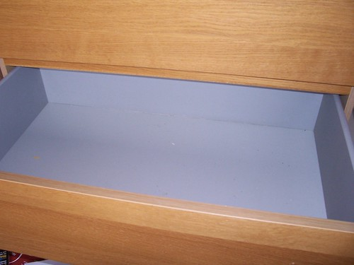 The Now Empty Cable Drawer