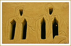 (832) Fenster / window / Egypt (unicorn 81) Tags: voyage africa travel color window sahara trekking landscape sand colorful desert northafrica fenster egypt adventure oasis egyptian egipto fenêtre 2009 ägypten egitto excursion egypte reise egypten rundreise roundtrip egipt égypte mapegypt misr nordafrika egypttrip april2009 ægypten farafraartmuseum aegyptus libyschewüste αίγυπτοσ ægyptusintertravel ägyptenreise schulzaktivreisen saharacolors badrmuseumfarafra meinjahr2009