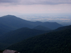 the blue ridge mountains of virginia (caitlin roberta) Tags: blue trees mountains nature america canon caitlin landscape virginia yay hills cait roberta blueridge