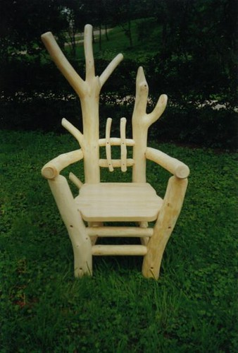 Branch Antique Chair