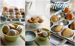Poffertjes collage