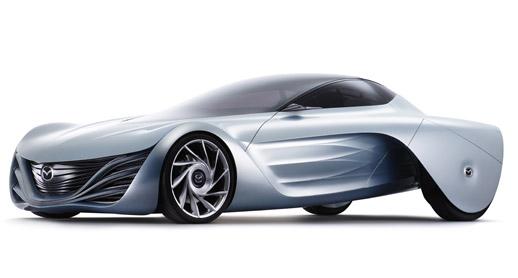 RENESIS rotary 16X engine Mazda Taiki