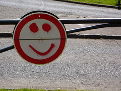 Happy sign is happy