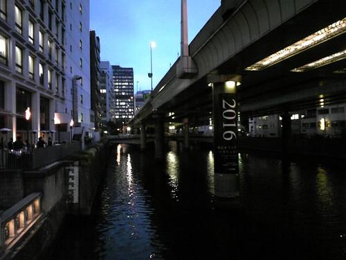 200905日本橋~今川橋(龍閑川)