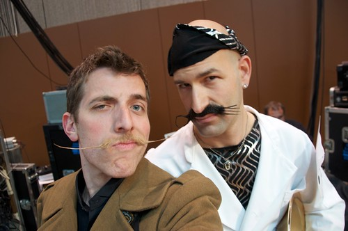 2009 WBMC World Beard and Moustache Championships Photoset