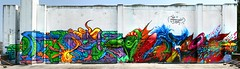 Wesk, Gena (funkandjazz) Tags: california graffiti um hcm gena lords 2007 northbay tfl idc wesk