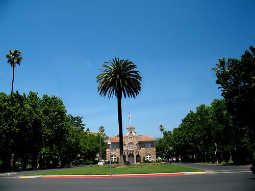Sonoma Town Hall