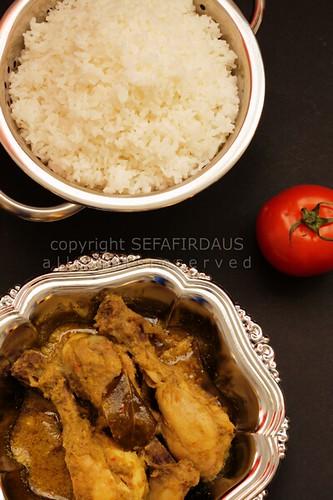 Ayam Bumbu Paniki (Chicken ala Paniki)