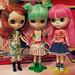 Morgan, Eunice, & Zoe