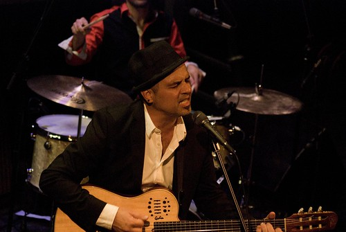 Leo Minax & Banda - 26 mayo - Teatro Lara (Fotógrafo: ALE MEGALE)