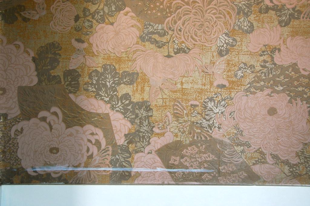 old pretty wallpaper