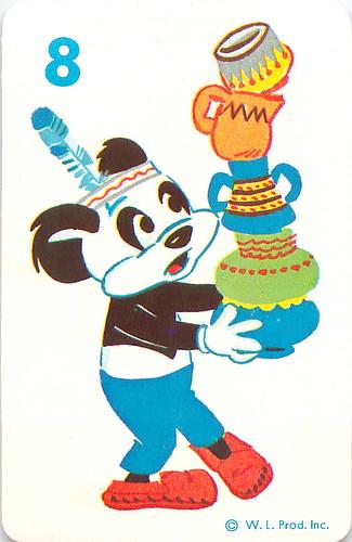 Andi Panda Cartoons Character