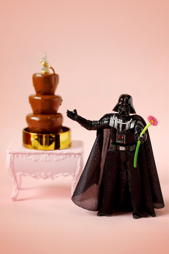 Darth Vader invites you to his festival of dark delights