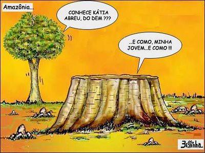 e na Amazônia... por Conversa Afiada.