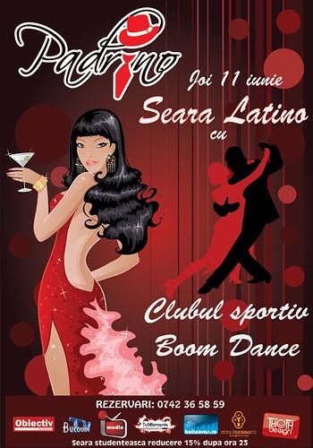 11 Iunie 2009 » Seară latino