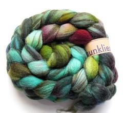 100g Kettle-Dyed Shetland Humbug-4
