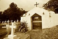 Painted Church Cemetery (Penseroso) Tags: cemetery hawaii bigisland 1224 honaunau paintedchurch
