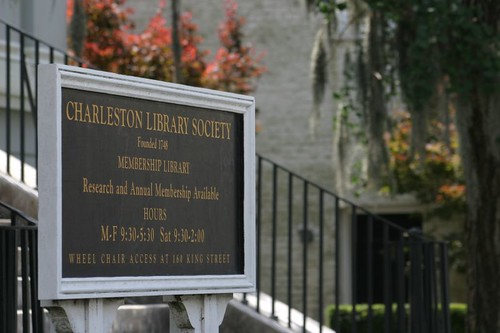 Charleston Library Society.