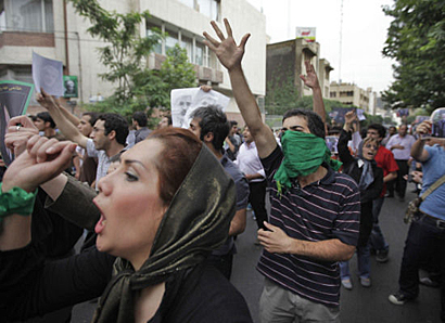 IranianProtesters