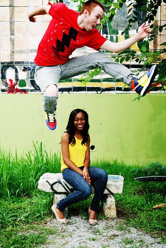 Amber and David!