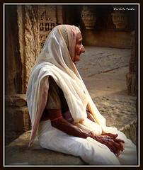 Wrinkles... [Explored #358] (D a r s h i) Tags: old grandma portrait people lady aged dadi wrinkles granee