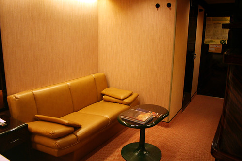 Carnival Elation - Demi-suite Sofa