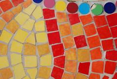 Sherwood House (Joe Shlabotnik) Tags: tile mosaic longisland 2009 myfave northfork faved abstractarty june2009 heylookatthis