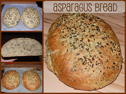 BBBabes' Asparagus Bread
