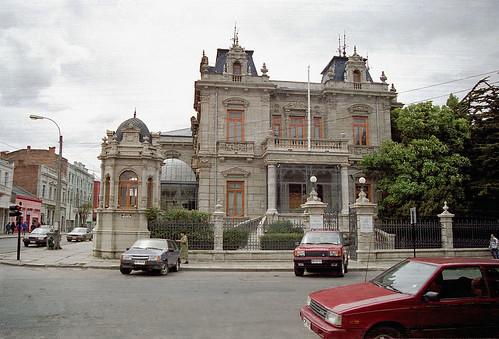 Sara Braun's Palace - Punta Arenas by Ik T