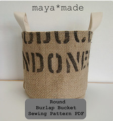 bucket pattern now available!