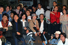Himig Pinoy 2009 sa Place Jose Rizal (simplymyx) Tags: ni sa sir din irwin salamat raposa tulong