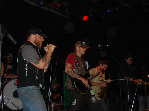 Hank III/Hellbilly set